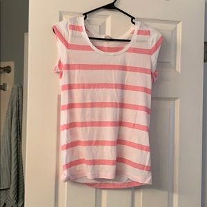 Gap cap sleeve t-shirt